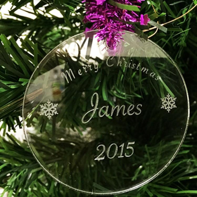 Acrylic Ornament