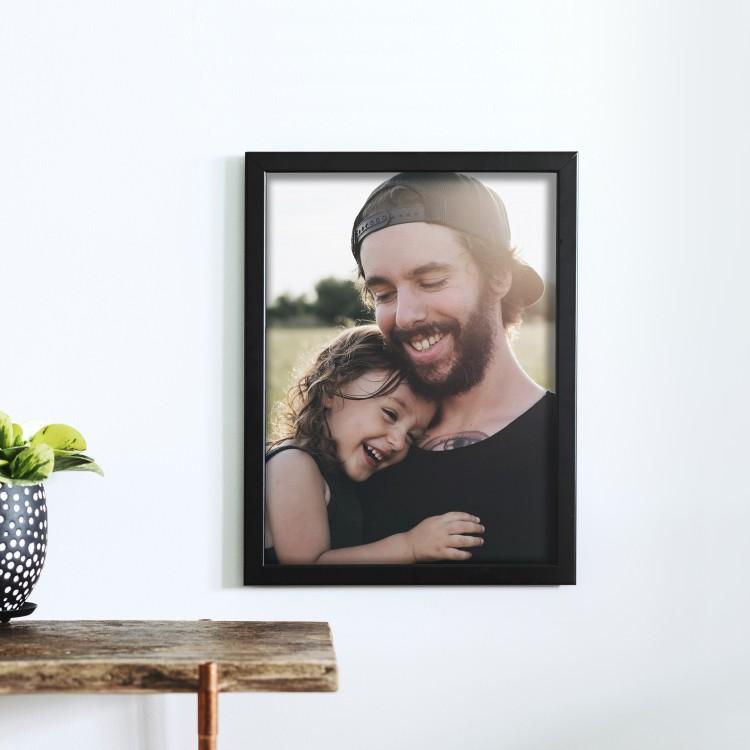 12x16 Inch Portrait Photo Poster