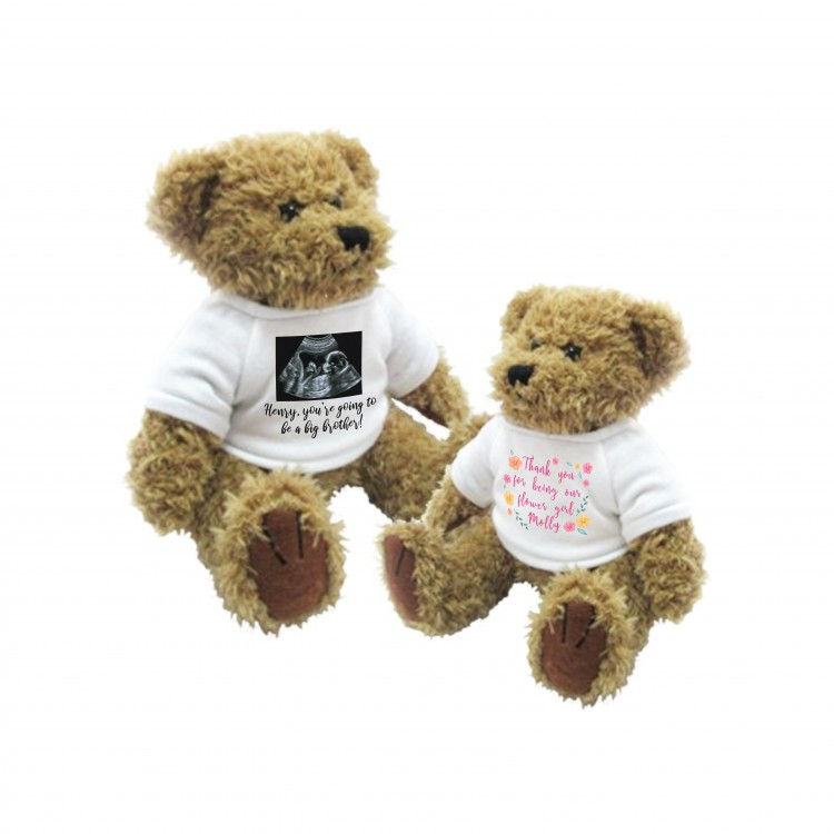 Personalised Teddy Bear  - Large