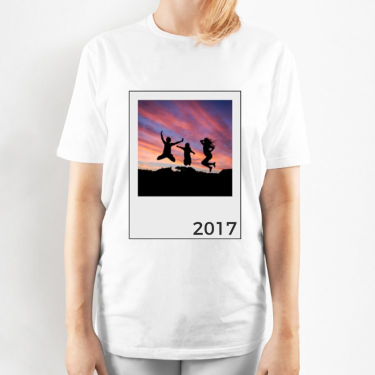 T Shirt - Polaroid Photo