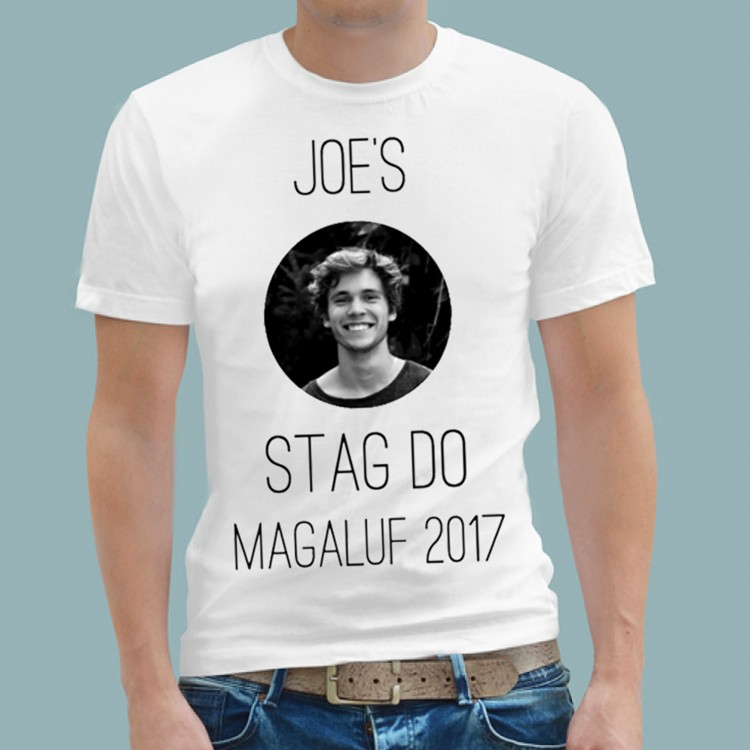T Shirt - Stag Do