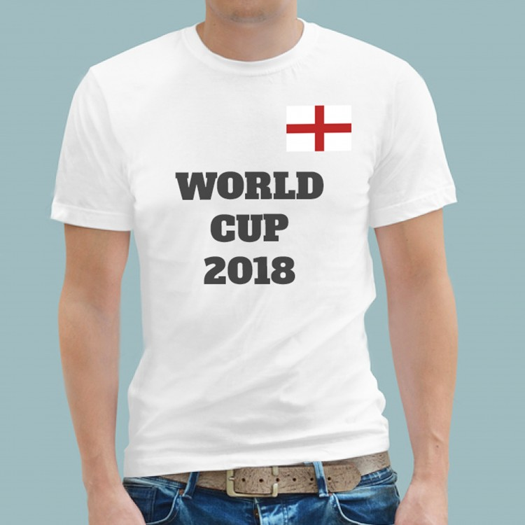 T Shirt - Football World Cup