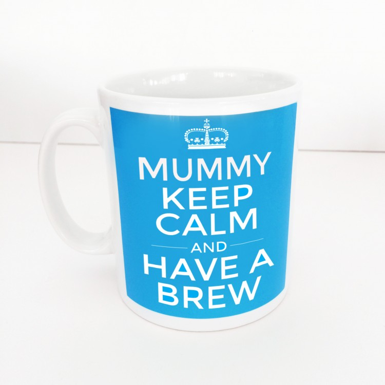 Keep Calm Mum Mug