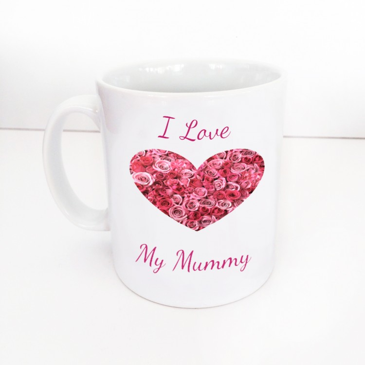 I Love My Mummy Mug